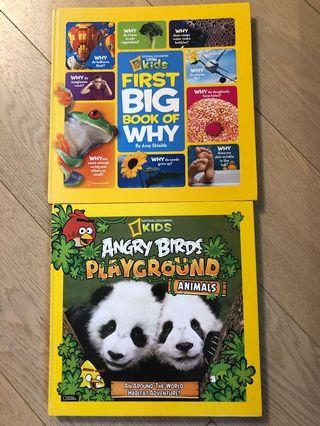 National Geographic Children Books