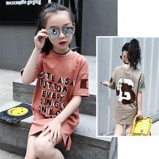 [READY STOCK]Fashion Over Size Girls T-Shirt