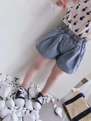 [READY STOCK]Girls Jeans Short Pants