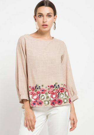 Chic Simple Blouse