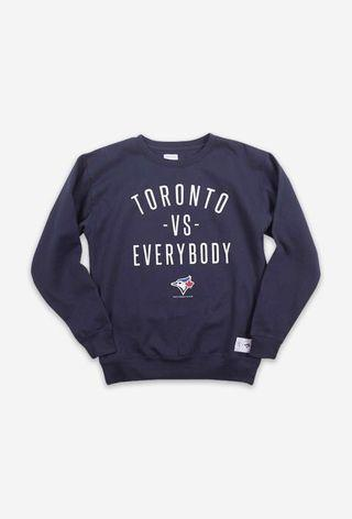 Blue Jays x Peace Collective Female XS Sweater