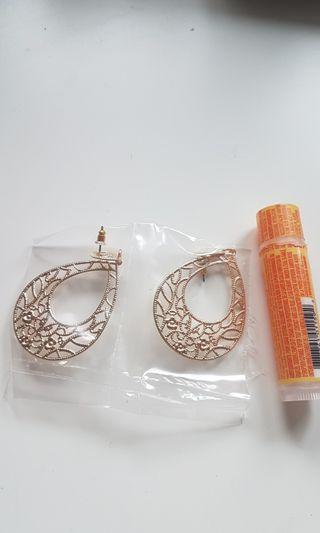 BNIP filigree earrings