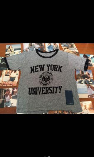 Brandy Melville New York t shirt 上衣