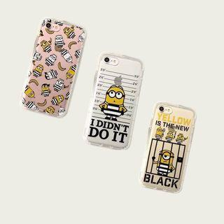 [ FREE NM ] Minions iPhone case
