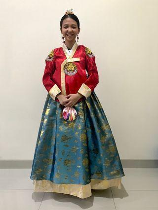 Hanbok ori Korea