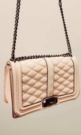 REBECCA MINKOFF SIDEBAG AUTHENTIC