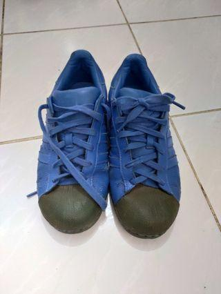 Adidas Superstar adi colour blue