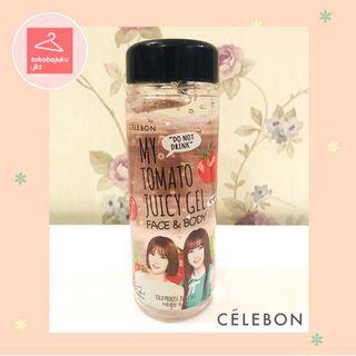 CELEBON My Tomato Juicy Gel - Face & Body Soothing Gel