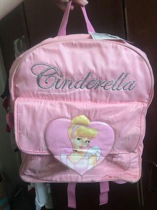 ❗️SALE❗️AUTHENTIC Pink Disney Cinderella Bag