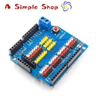 Sensor Shield Expansion Board Shield For Arduino