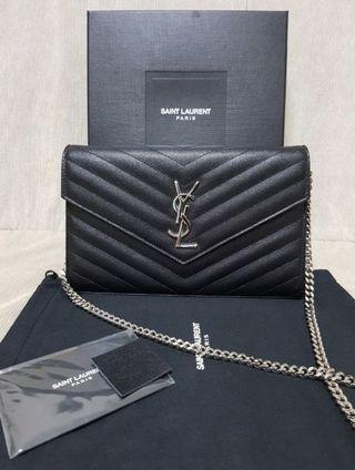8f78741f42e saint laurent card wallet | Luxury | Carousell Singapore