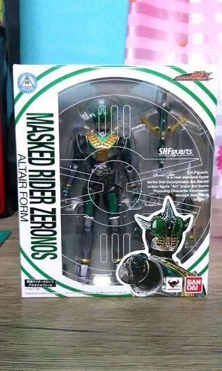 SHF Masked Rider Zeronos