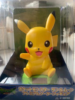 🚚 Pokemon Pikachu solar powered