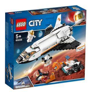 Lego 60226 City Mars Research Shuttle