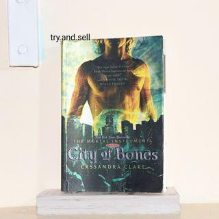 The Mortal Instrument: City of Bones (Book One) by Cassandra Clare