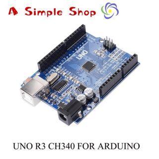 UNO R3 Development Board ATmega328P CH340G