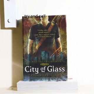 The Mortal Instrument City of Glass by Cassandra Clare
