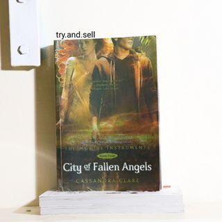 The Mortal Instrument City of Fallen Angels by Cassandra Clare