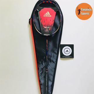 [60% DISC] Brand New Adidas Wucht P1 Badminton Racket