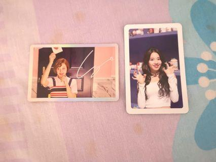 TWICE CHAEYOUNG OFFICIAL PCS