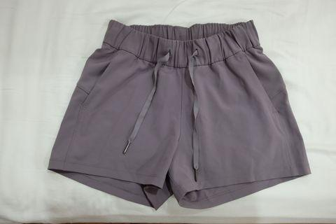Lululemon On the Fly Shorts in Magnum