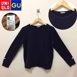 Sweatshirt GU by uniqlo