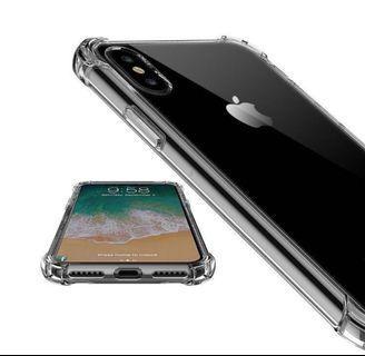 BNIP iPhone X transparent case