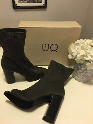 Urban Outfitters sock boots