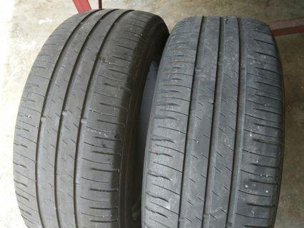 Tayar Second Michelin 195 60 15 (2pcs rm138)