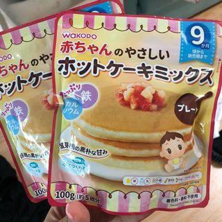 和光堂嬰幼兒班cake粉