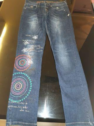 Desigual Jeans size 28