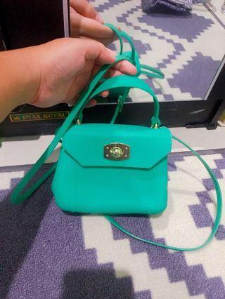 #joinjuli Green bag