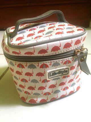 Cooler Bag / Makeup Pouch