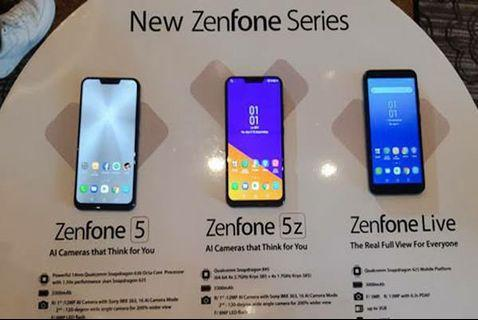 Asus zenfone 5 new Kredit dengan KTP aja