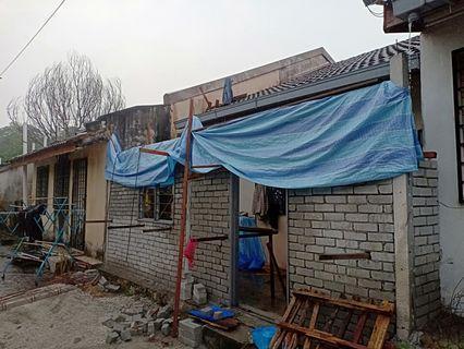 Renovation area Keramat