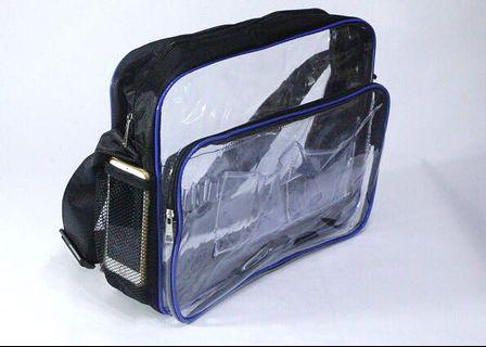 🚚 Preorder Clean room anti-static side bag clear type