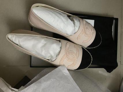 Chanel草鞋