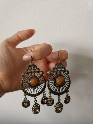 🚚 vintage bohemian earrings