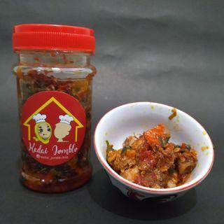 Cumi sambal merah