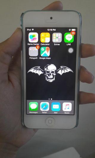 Appe Ipod 5 32gb Icloud Aman