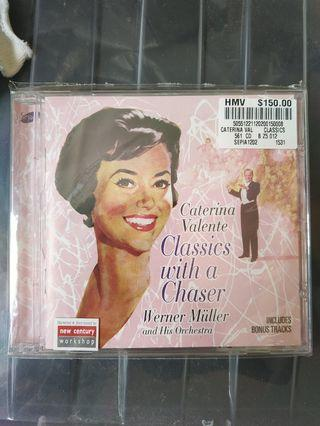 Caterina Valente - Classics with a Chaser ( Werner Miiller and His Orchestra)