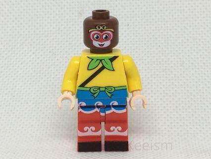 Compatible Lego Minifigure (Not Lego) - Monkey God