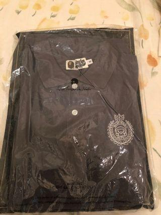 Bape a bathing ape polo SIZE S