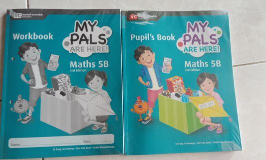 My pals Math 5B 3rd Edition