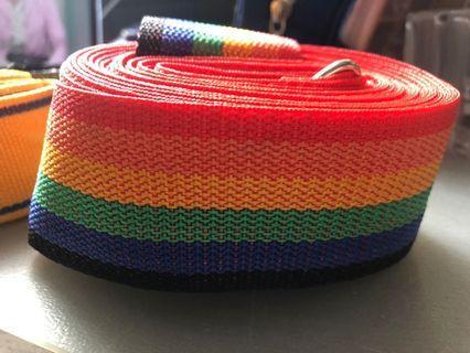 全新 行李帶 十字捆綁帶 最長可達4.1m 闊5cm (4色)