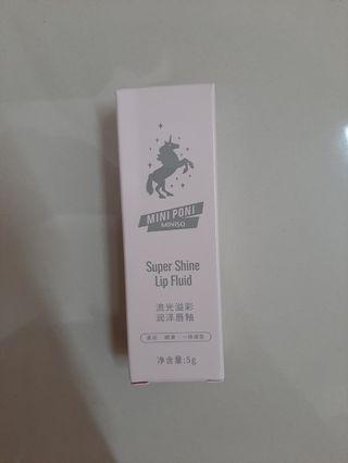 MINISO Mini Poni Super Shine Lip Fluid lip cream matte (shade 03)