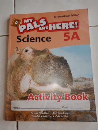 My Pals are Here Science 5A