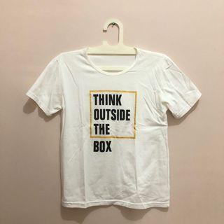 Kaos Think Outside The Box Tumblr Tee