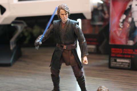Star Wars Anakin Skywalker Black Series Archive