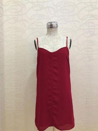 🚚 ASOS Red Tank Dress